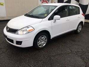 2011 Nissan Versa 1.8 S, Automatic, Power Group, Only 59,000km