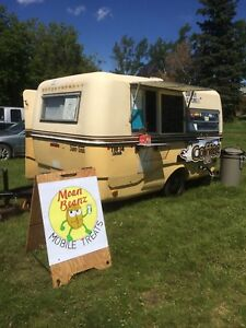 Business for sale coffee and ice cream trailer
