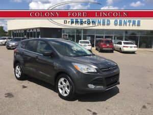 2015 Ford Escape FORD CERT, SPECIAL 1.9% UP TO 72MO'S!!!