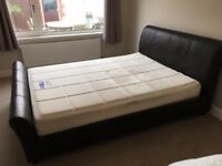 NOW SOLD! King-Size Dreams 'Expression' Tempur mattress