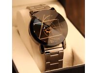 Luxury Stainless Steel Watch for sell