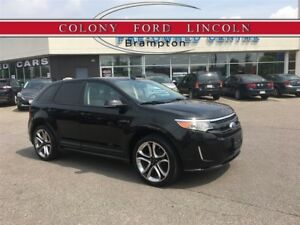 2014 Ford Edge FORD CERTIFIED, LOW % RATES & EXTRA WARRANTY!