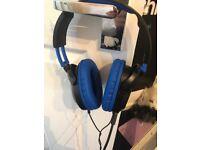 Blue turtle beach headset