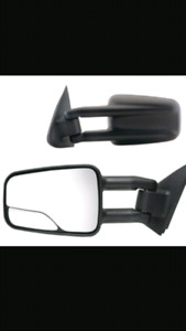 Gmc/ Chevy Truck Tow Mirrors