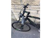 Carrera crossfire 2 mountain bike very good condition