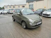 2010 Fiat 500 1.3 Multijet 500byDIESEL Finance Available