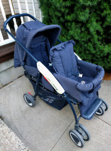 Cosco double stroller