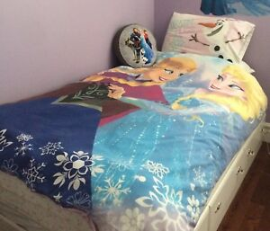 Frozen bedding set single bed
