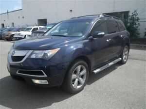 2010 Acura MDX 3.7L Technology Package | NAV | Leather | Sunroof