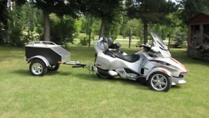 """NOW REDUCED"" 2010 Can Am Spyder RT SM5 W/Trailer"