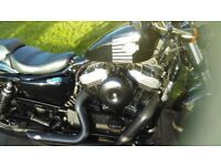 Low Mileage Harley Davidson 48 for sale 2016