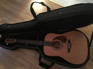Guitare Norman ST40