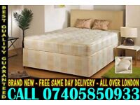 BRAND NEW Double Single King Size Dlvan Bed WITH MATTRESS . Carmel