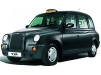 Taxi TX1 Automatic Street Cab for Rental