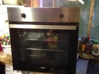 BEKO oven, hob & extractor fan