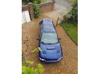 Subaru Impreza Classic Wagon WRX UK 2000
