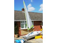 Tera Sport dinghy for sale in Gloucestershire.