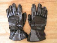 Motor cyclists Rhino riding gloves, Size 12 XXL