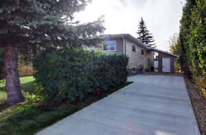 Rent To Own this Sylvan Lake Duplex -Both sides on ONE title