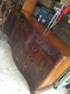Antique Broyhill sideboard