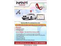 GPS Fleet Management Vehicle Tracking System / Car Tracker Device