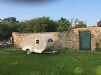 Classic Teardrop Caravan for sale