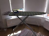 Steam Iron & ironing board