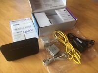 Talk Talk Wifi Router (D Link) - Used Working Condition - Contains Original Packaging