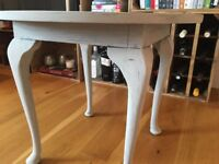 Side table - shabby chic