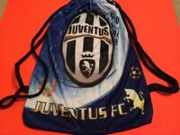 Juventus FC Drawstring Bag *MINT CONDITION*