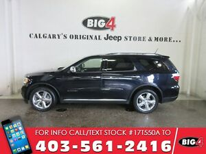 2011 Dodge Durango Citadel | AWD | Rear DVD | NAV