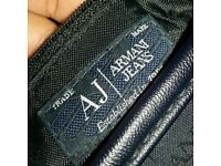 Armani jeans messenger swap for iphone or 50 cash