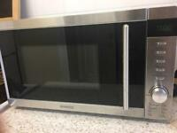 Kenwood Stainless Steel 800w Compact Microwave