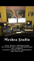 Record your music with us!