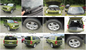 2012 Jeep Patriot 4X4 North SUV, Crossover