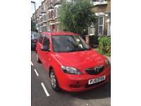 Mazda 2 Red 2003 *genuine low mileage*