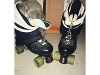 Raptors Roller Skates