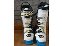 Ski boots. Salomon x max 120.siise 26.5. 7 i think