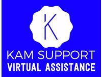 KAM SUPPORT | Virtual Assistance