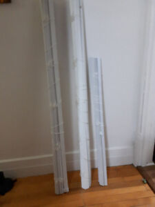store en PVC (3 MOIS D'USURE)