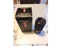 Vivitar Series 1 70-210 f/2.8-4 Zoom - (Canon FD fit)