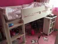 NEXT Childs bed without mattress