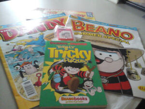 Beano and Dandy special