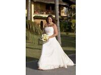 Stunning French Couture Harriet De Prag (Cymbeline) Wedding Dress