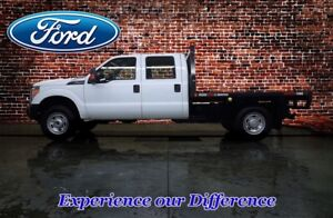 2014 Ford F-350 XL 4X4 Flat Deck