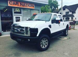 2008 FORD F-350 KING RANCH SUPER DUTY TURBO DIESEL