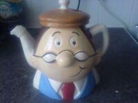 Tetley Gaffer teapot as new