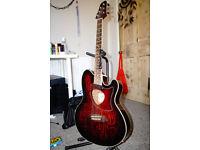 Ibanez TCM50 Electro-Acoustic Guitar