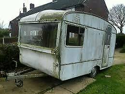 Wanted, old caravans