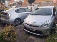 Toyota Prius PCO Licensed Imported